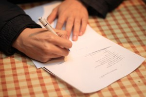 Prepare your CV for work abroad